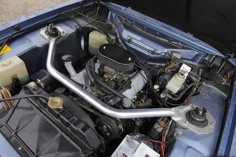 Ford Capri 2.3 S (Capri 78), Baujahr 1984