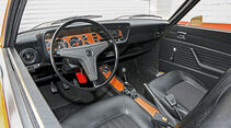 Ford Capri 2300 GT, Cockpit