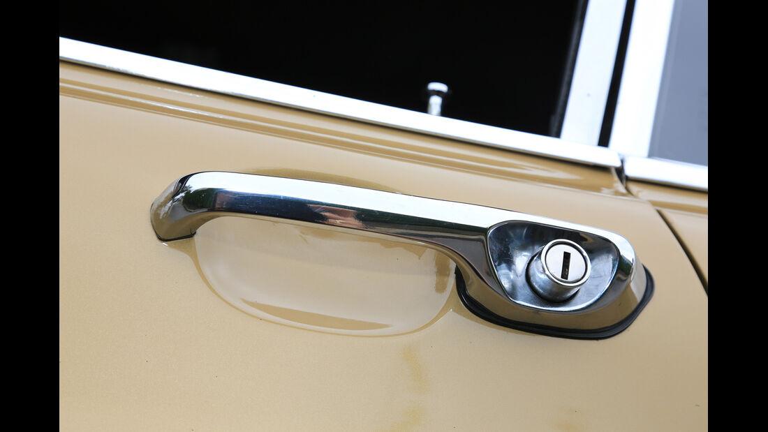 Ford Capri 2300 GT, Türgriff