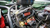 Ford Capri 2600 GT, Motor