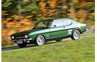 Ford Capri 2600 GT, Seitenansicht