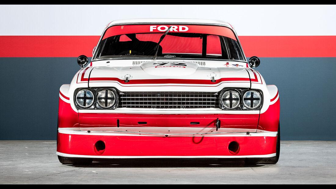 Ford Capri 3100 RS Gr2 (1973)