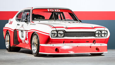 Ford Capri 3100 RS Gr2 (1973)