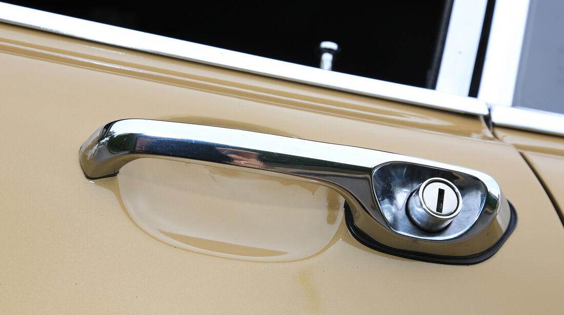 Ford Capri I, Türgriff