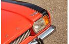 Ford Capri Perana, Frontscheinwerfer
