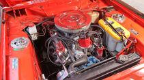Ford Capri Perana, Motor, V8