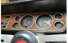 Ford Capri Perana, Rundinstrumente, Tacho