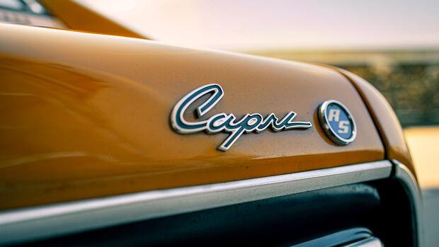 Ford Capri RS 2600, Exterieur
