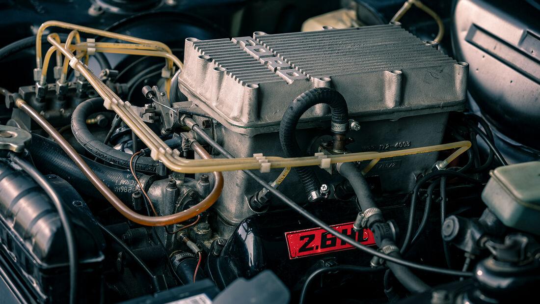 Ford Capri RS 2600, Motor