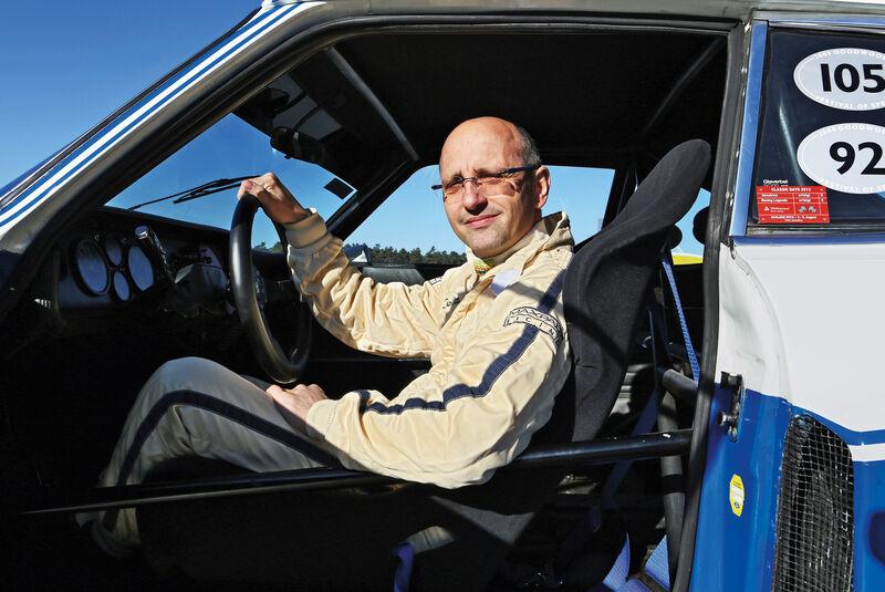 Ford Capri RS, Hans-Jörg Götzl