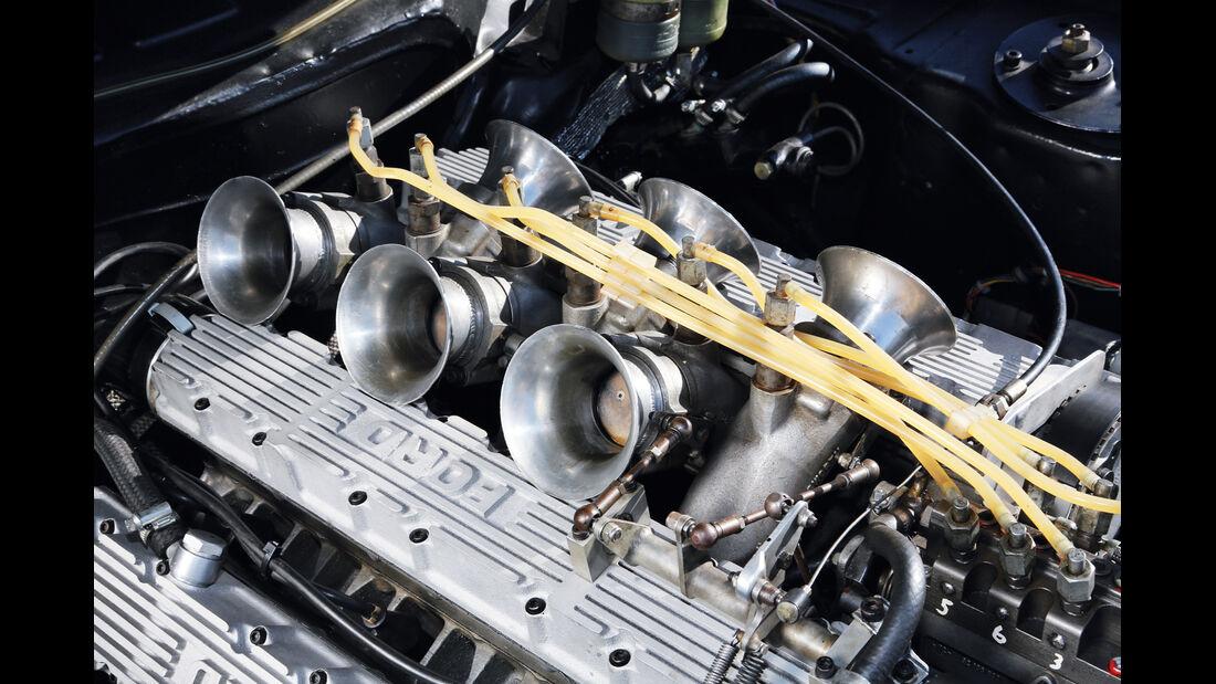 Ford Capri RS, Motor