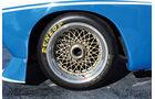 Ford Capri RS, Rad, Felge