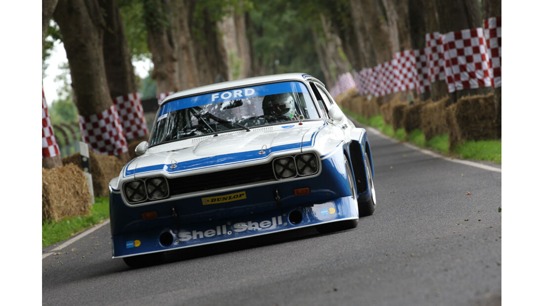 Ford Capri, RS3100, Frontansicht