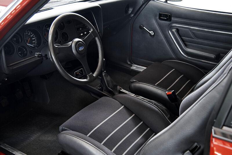 Ford Capri S (1982)