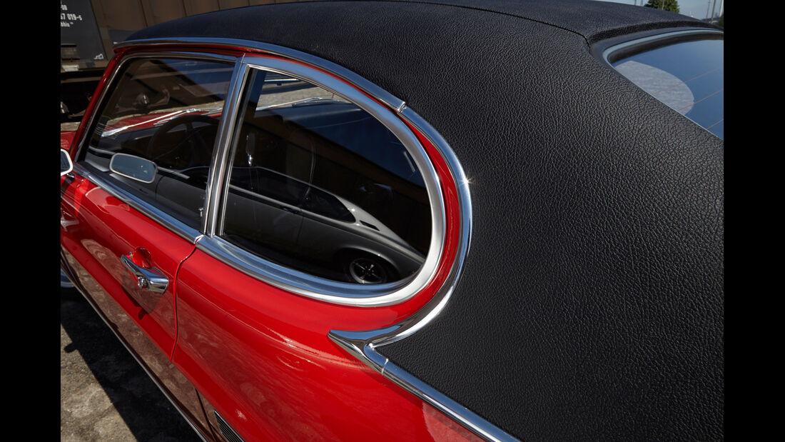 Ford Capri Serie 1, Vinyldach