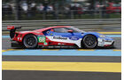 Ford Chip Ganassi Racing - Ford GT - 24h Le Mans Vortest - 2016