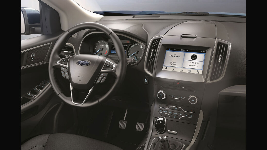 Ford Cockpit Appintegration