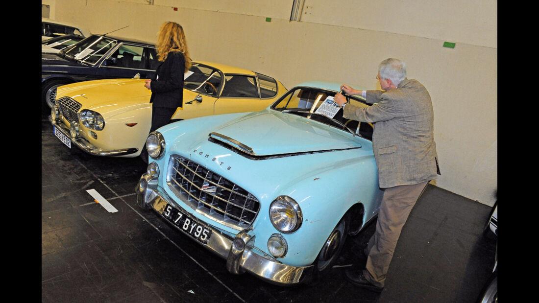 Ford Comete Monte Carlo  auf der Techno-Classica 2010