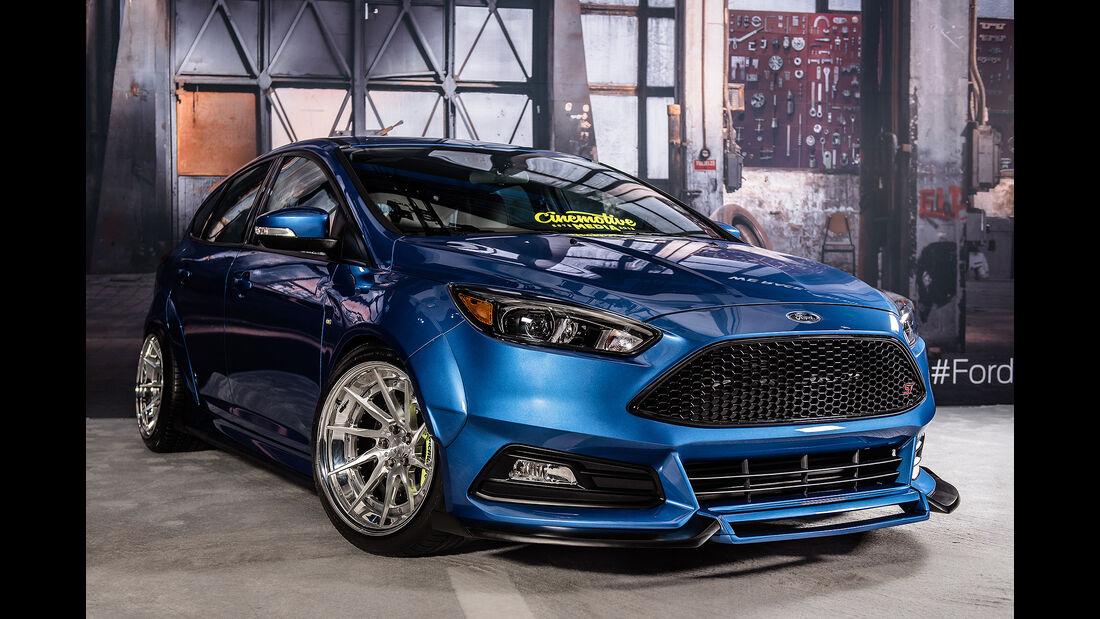 Ford Concept Cars Sema 2016