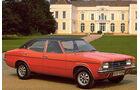 Ford Cortina MK3 2000E 1973