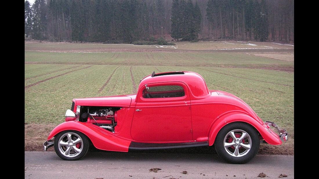 Ford Crosworth