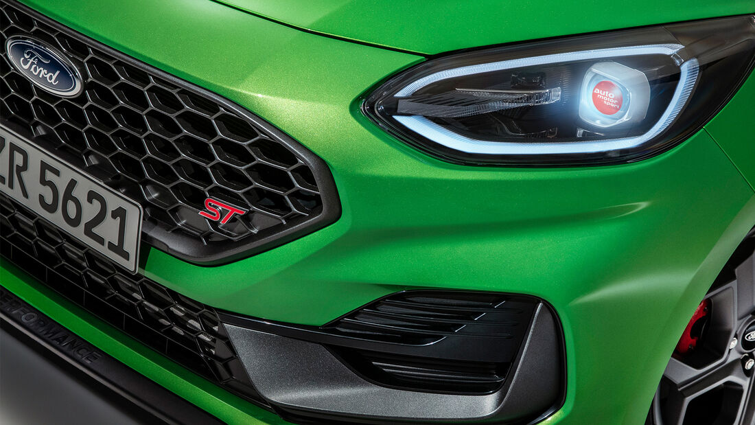 Ford Customizable Headlights Scheinwerfer Individuell