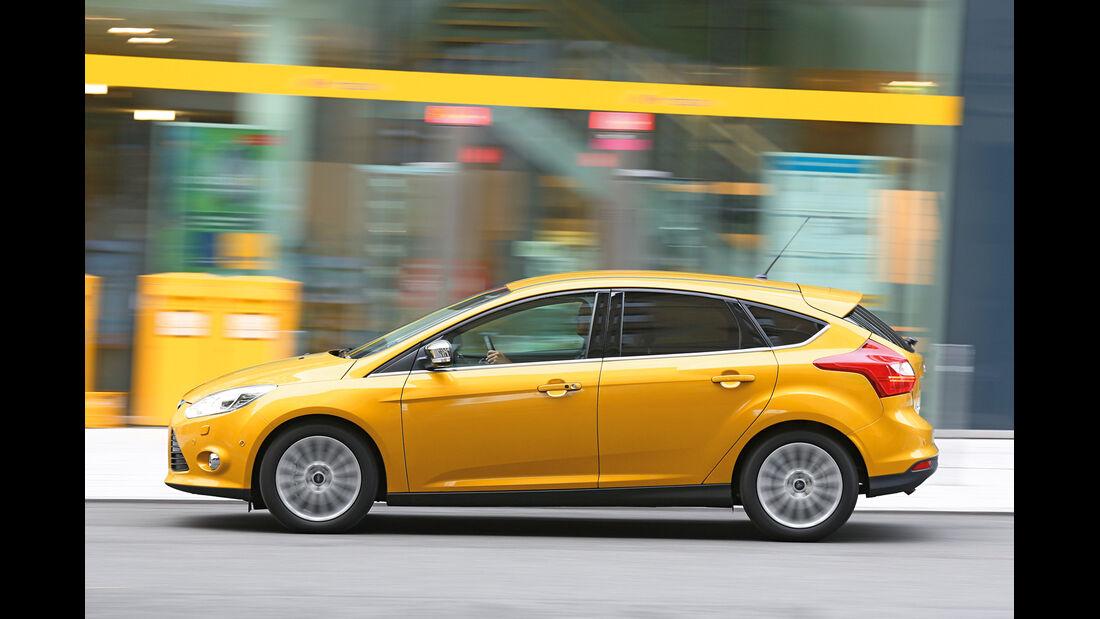 Ford-Dreizylinder, Seitenansicht