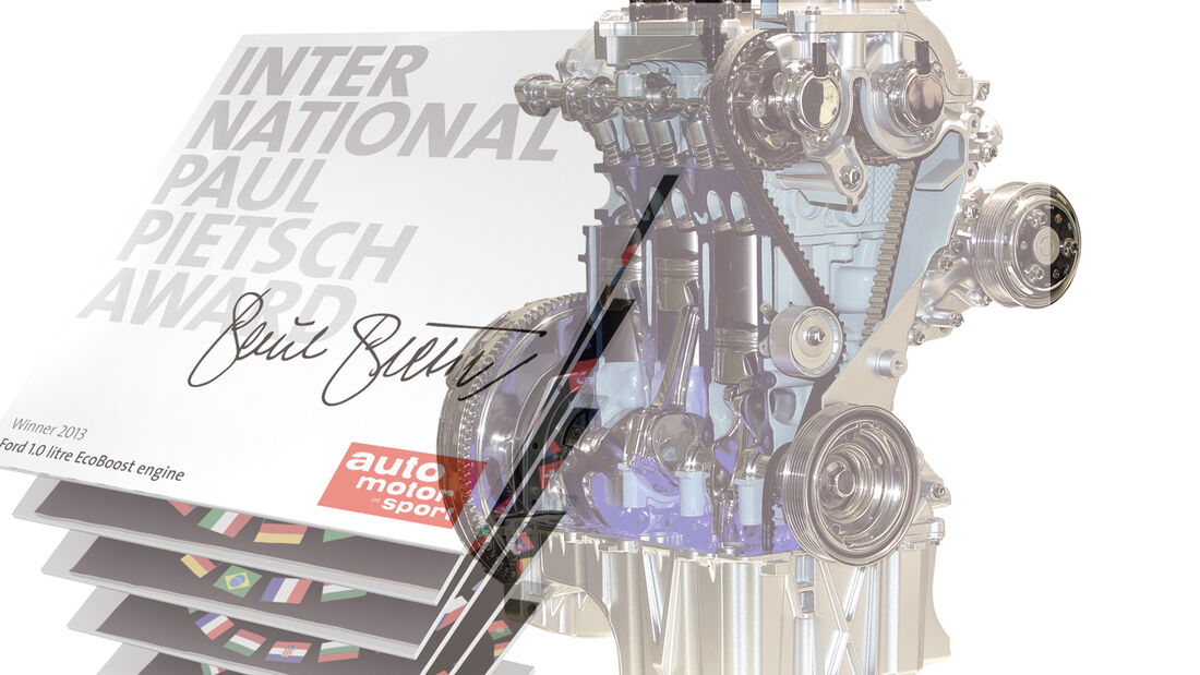 Ford Ecoboost-Motor