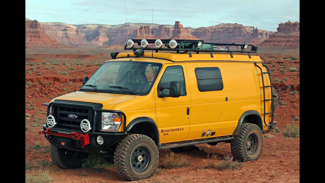 Ford Econoline E-350 4x4 Sportsmobile