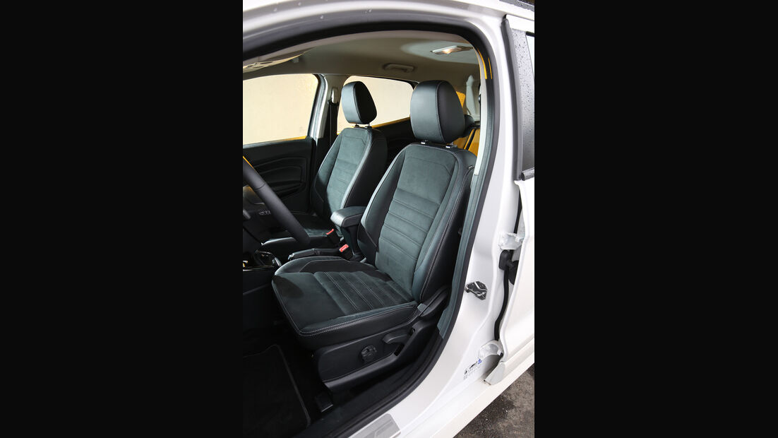 Ford Ecosport 1.0 Ecoboost, Interieur