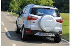 Ford Ecosport 1.5 TDCI, Heckansicht