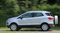 Ford Ecosport 1.5 TDCI, Seitenansicht