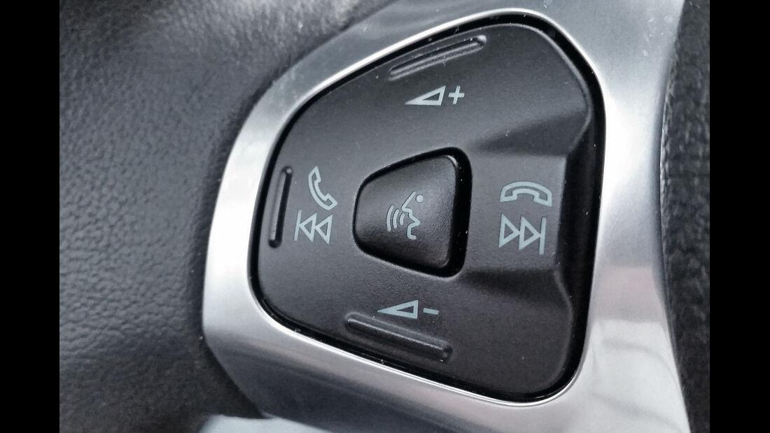 Ford Ecosport 1.5 TDCi, Infotainment
