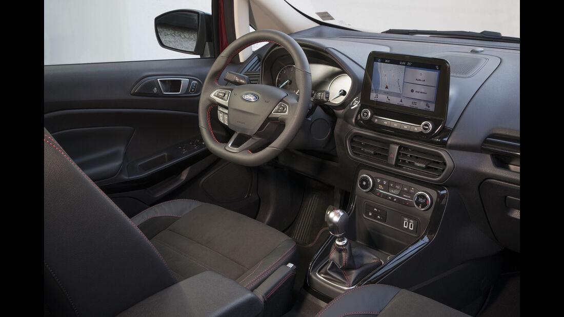 Ford Ecosport 1,5 l EcoBlue TDCI ST-Line 4WD MY 2017 Fahrbericht