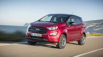 Ford Ecosport 1,5 l EcoBlue TDCI ST-Line 4WD MY 2017 Fahrbericht