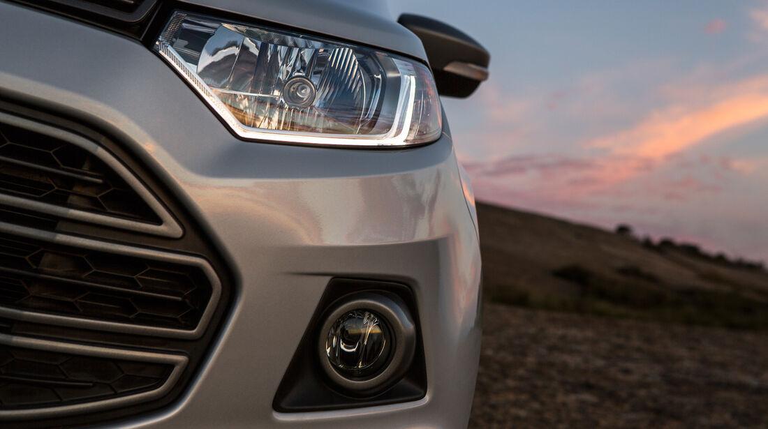 Ford Ecosport 2.0, Frontscheinwerfer