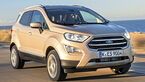 Ford Ecosport, Best Cars 2020, Kategorie I Kompakte SUV/Geländewagen