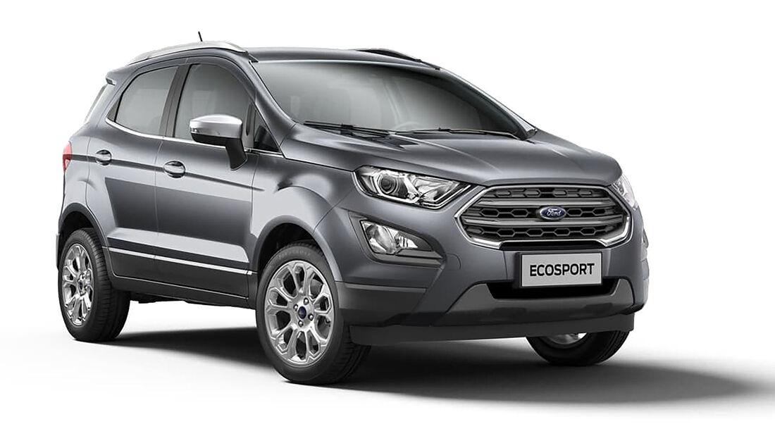 Ford Ecosport Brasilien