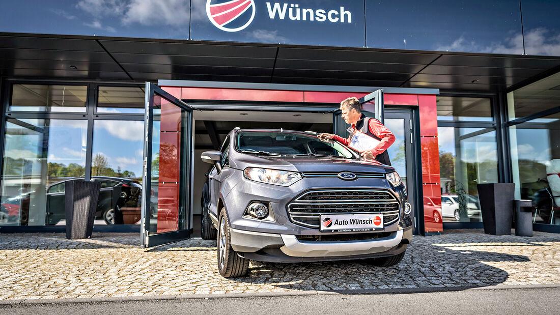Ford Ecosport, Exterieur