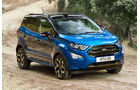 Ford Ecosport Facelift 2017
