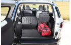 Ford Ecosport, Kofferraum