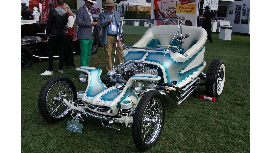 """Ford Ed Roth """"The Outlaw"""" Roadster 1927"""