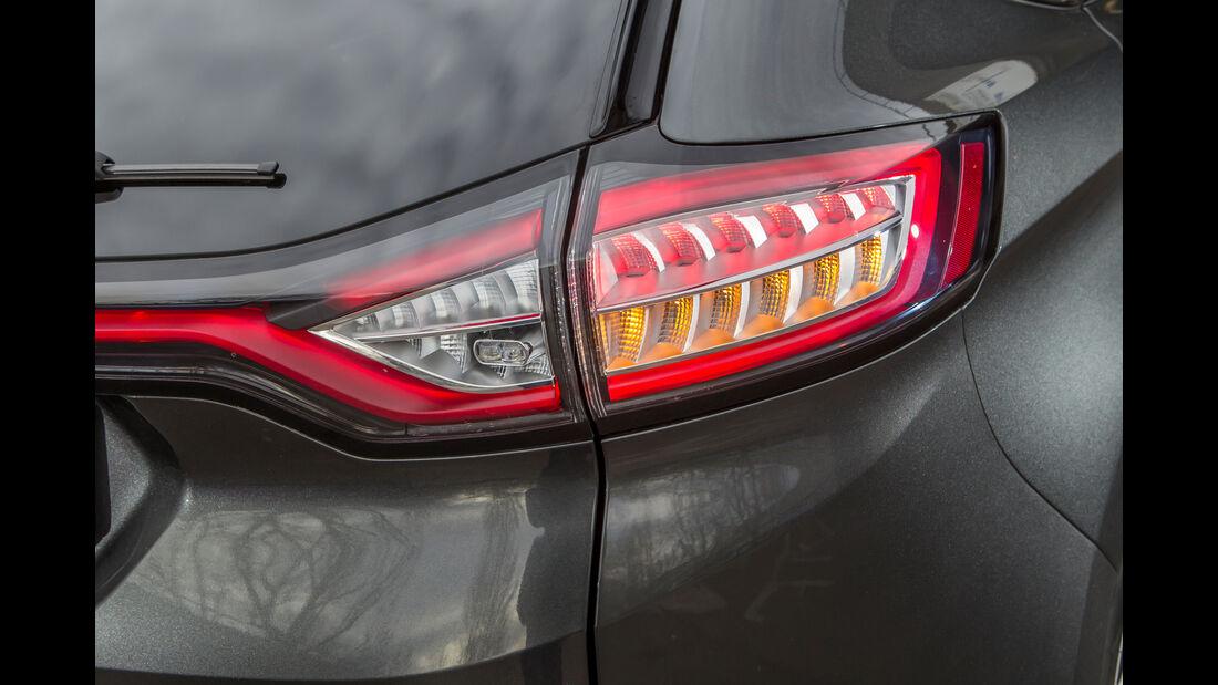 Ford Edge 2.0 TDCi 4x4, Heckleuchte