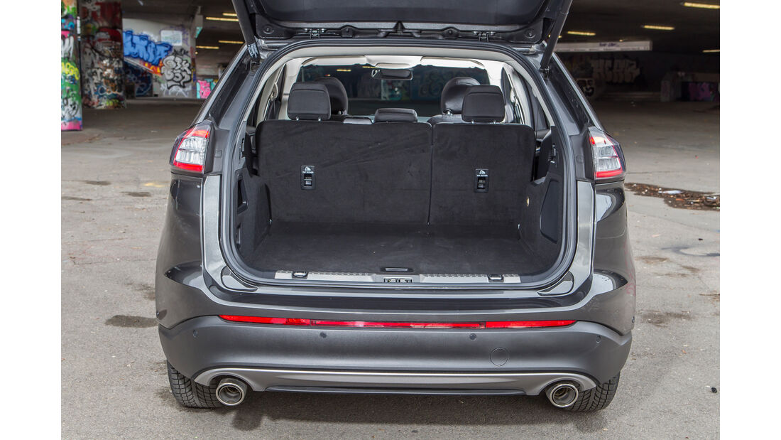 Ford Edge 2.0 TDCi 4x4, Kofferraum