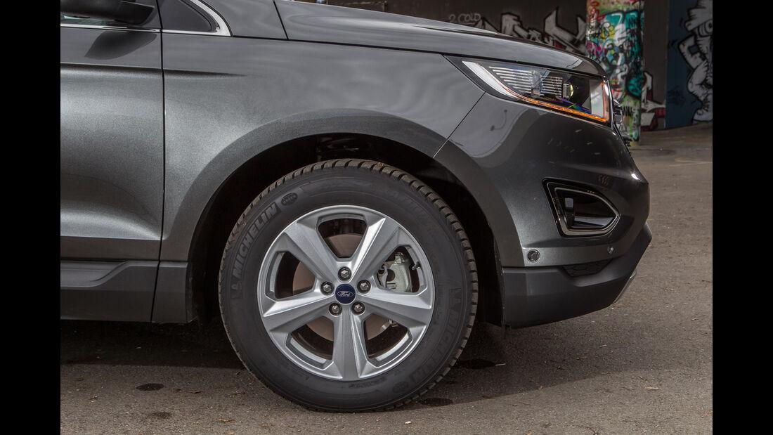 Ford Edge 2.0 TDCi 4x4, Rad, Felge
