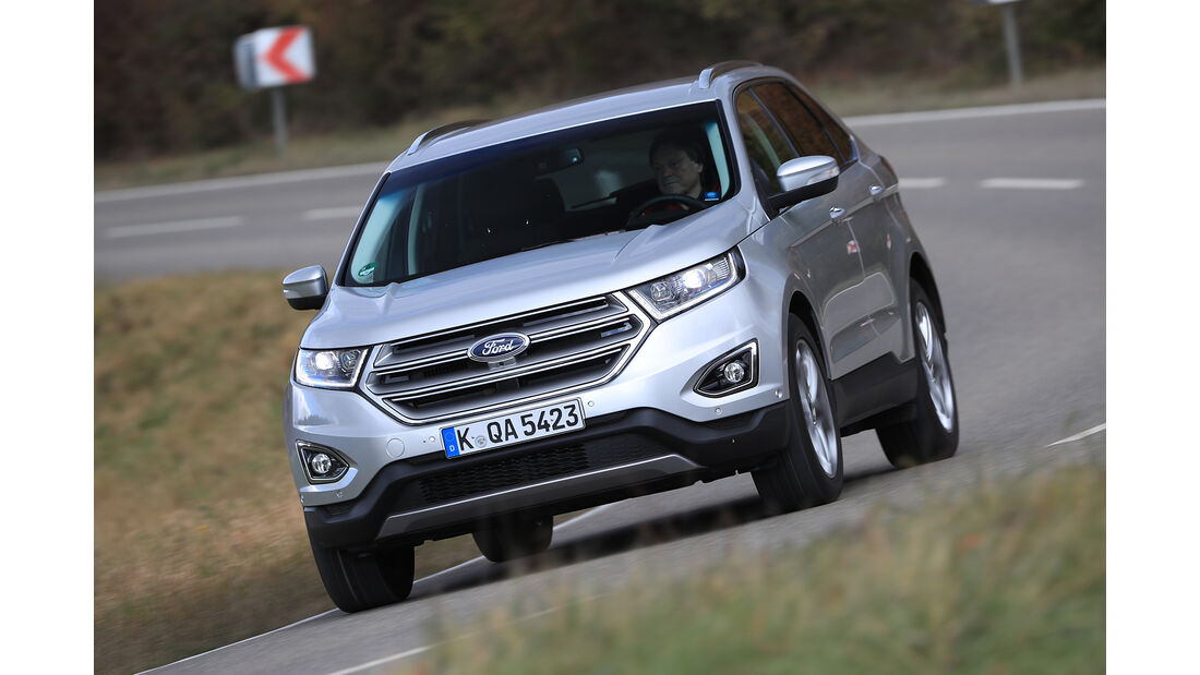 Ford Edge 2.0 TDCi Front