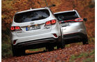 Ford Edge 2.0 TDCi, Hyundai Grand Santa Fe 2.2 CRDi