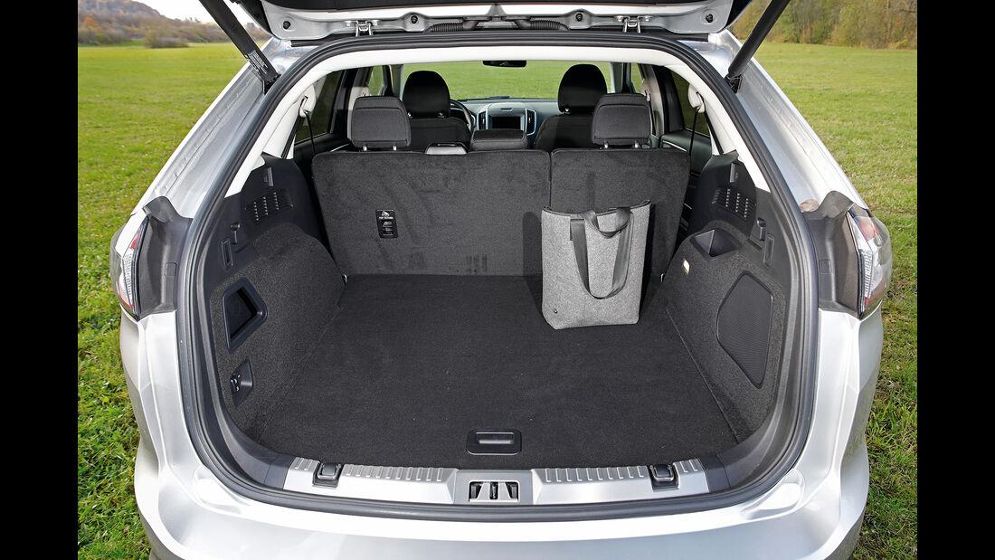 Ford Edge 2.0 TDCi Kofferraum