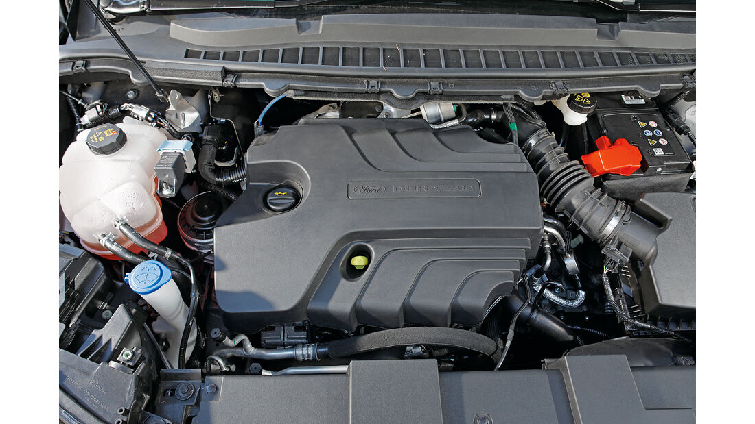 Ford Edge 2.0 TDCi Motor