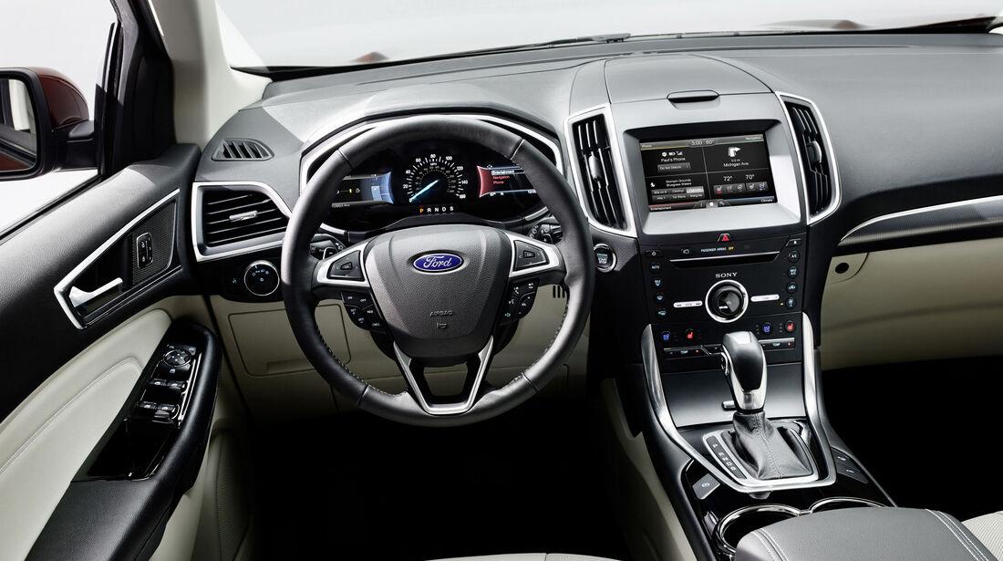 Ford Edge 2.0TDCI Bi-Turbo im Fahrbericht